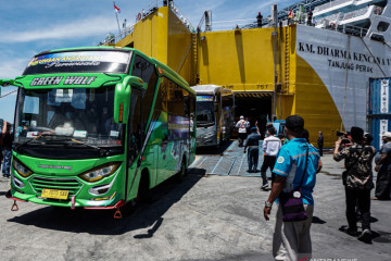 Armada transportasi untuk PON XX Papua tiba di Jayapura