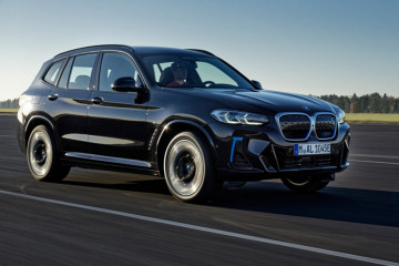 """BMW iX3 debut di film """"Shang-Chi and The Legend of The Ten Rings"""""""