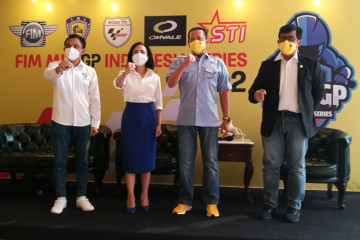 IMI dan FIM siap hadirkan MiniGP Indonesian Series pada 2022