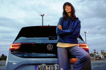 Penjualan mobil listrik VW Group meningkat dua kali lipat di Q3