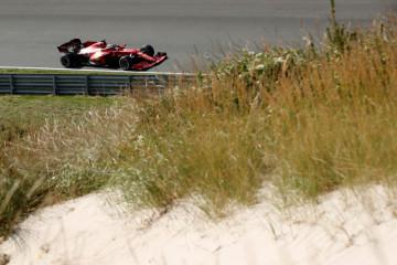 Duet Ferrari dominasi FP2 GP Belanda, Mercedes Hamilton rusak