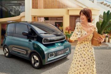 GM luncurkan mobil mini listrik Baojun KiWi di China