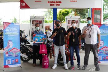 Pertamina Sumbagsel dorong warga gunakan BBM ramah lingkungan