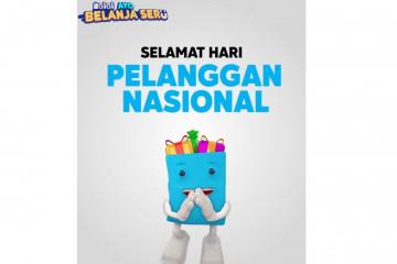 Blibli suguhkan program apresiasi Hari Pelanggan Nasional 2021