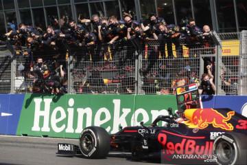 Verstappen rajai F1 GP Belanda