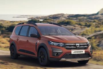 Dacia Jogger diperkenalkan di pameran IAA Motor Show 2021