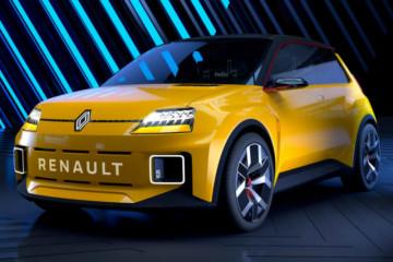 Mobil listrik Renault 5 dilaporkan akan mulai produksi pada 2024