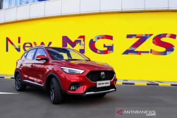 New MG ZS meluncur dalam tiga varian, simak spesifikasi singkatnya
