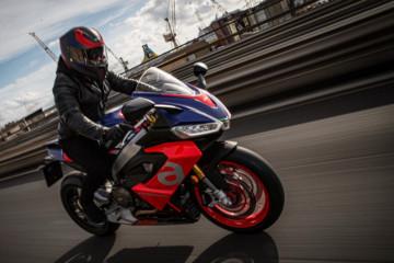 Rincian empat motor premium Aprilia & Moto Guzzi yang masuk Indonesia
