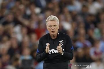 David Moyes nantikan kontribusi trio rekrutan anyar West Ham