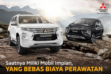 Simak promo Mitsubishi September, diskon PPnBm hingga cicilan ringan