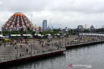 Wisata Lego-Lego di Makassar kembali ramai dikunjungi wisatawan