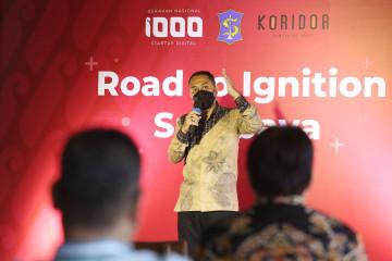 Eri Cahyadi bertekad jadikan Surabaya Kota Startup