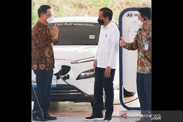 DPR: Manfaat hilirisasi industri baterai mobil listrik berlipat ganda