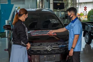 Suzuki Finance catat lonjakan pembiayaan segmen komersial & penumpang