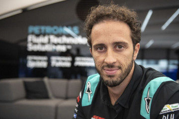 "Dovizioso ""comeback"" ke MotoGP, bela Petronas Yamaha mulai di Misano"
