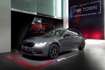 BMW M5 Competition resmi diluncurkan di Indonesia