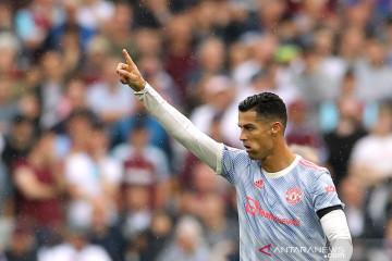 Atletico dilaporkan punya kesempatan datangkan Cristiano Ronaldo