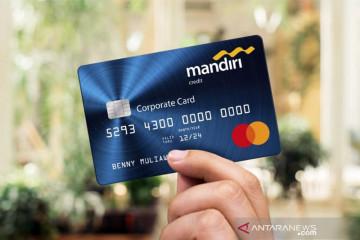 Bank Mandiri gandeng Mastercard siapkan kartu kredit untuk UKM