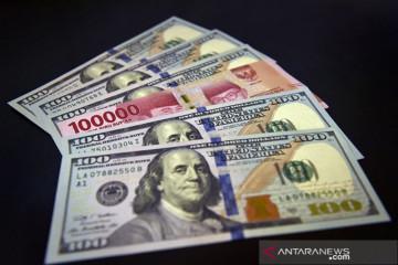 Rupiah lanjut melemah tertekan naiknya imbal hasil obligasi AS
