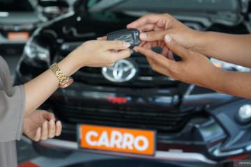 CARRO rangkum peningkatan penjualan 11 kali lipat kuartal III 2021