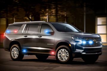 GM dapat kontrak buat SUV untuk keamanan diplomatik AS