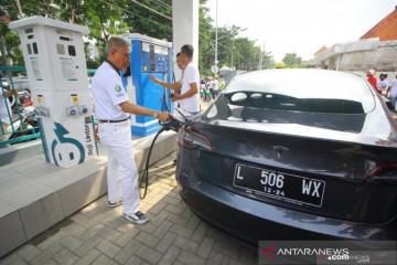 Gaikindo: Peralihan penggunaan kendaraan listrik baiknya alamiah