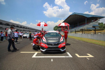 Alvin Bahar dari Honda masih puncaki klasemen ITCR Max 2021