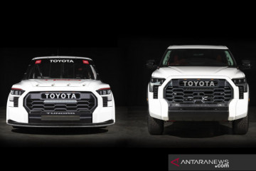 Toyota Tundra versi TRD Pro akan berlomba di NASCAR Truck Series