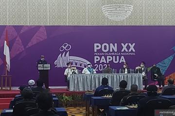Jabar borong dua emas catur beregu standar PON Papua
