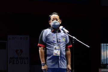 PBTI: Dua atlet pelatnas gagal rebut emas PON Papua akan jadi evalusi