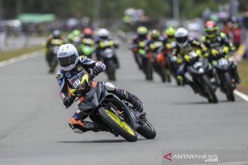 PON Papua : Tim balap motor Papua raih emas kategori modifikasi beregu