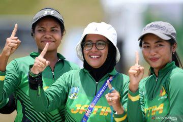 Jatim pertahankan juara umum panahan dengan koleksi tujuh emas