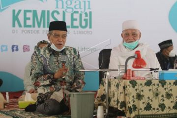 KH Said Aqil tak keberatan diajukan lagi calon Ketum PBNU