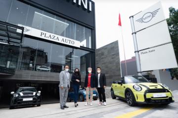 MINI Indonesia resmikan diler bergaya city sales di Senopati