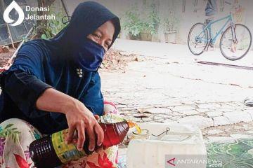 Lembaga nonprofit di Jakarta tampung 200 ton donasi minyak jelantah