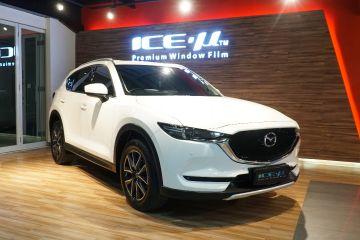 ICE- jadi kaca film resmi Mazda Indonesia