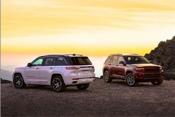 Jeep Grand Cherokee hybrid dipasarkan akhir tahun ini
