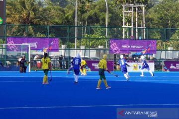 Kaltim petik emas hoki lapangan putri dari penalti di PON Papua