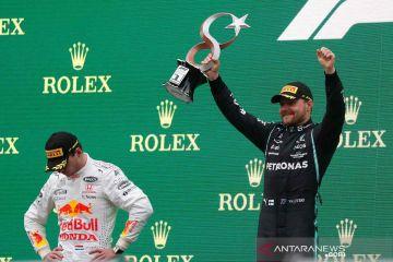 Bottas raih kemenangan di F1 GP Turki