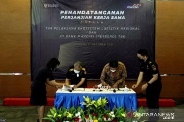 Mandiri integrasikan layanan perbankan dengan NLE kelolaan Bea Cukai