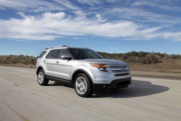 Ford tarik 120 ribu kendaraan Explorer terkait suspensi