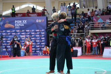 Hanifan Yudani persembahkan emas PON XX untuk ibunda tercinta