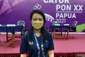 Irene Kharisma bersiap ikuti turnamen di Latvia usai PON XX Papua