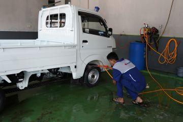7 langkah mudah rawat SuzukiNew Carry Pick Up