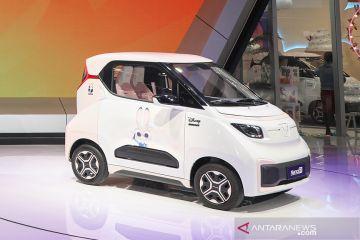 Mobil mungil Nano EV Zootopia hasil kerja sama Wuling dan Disney