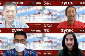Kolaborasi Zyrex, Telkomsel serta Klik Indomaret beri kemudahan belajar daring