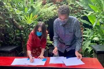 AS dan UNICEF teken kesepakatan dukung upaya tanggap COVID Indonesia