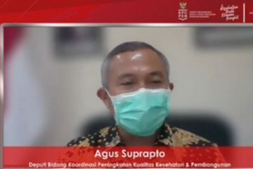 Kemenko PMK sampaikan tiga tahap upaya Indonesia menuju endemi