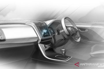 Hyundai ungkap sketsa SUV Creta buatan pabrik Indonesia